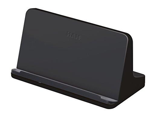 HAN Tablet-PC-Ständer smart-Line, hochglänzend, schwarz