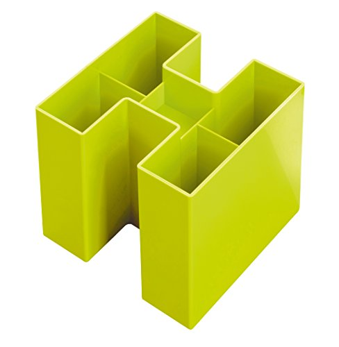 HAN Multiköcher BRAVO Trend Colour, 5 Fächer, lemon