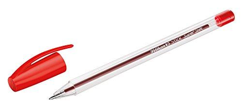 Pelikan Kugelschreiber STICK super soft, rot