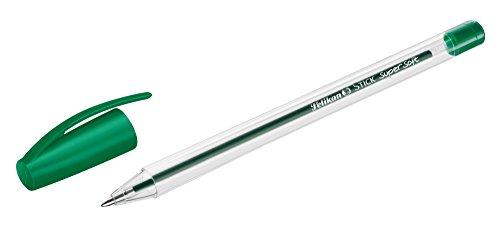 Pelikan Kugelschreiber STICK super soft, grün