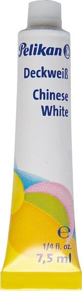Pelikan Deckweiß Tube 3, Inhalt: 7,5 ml