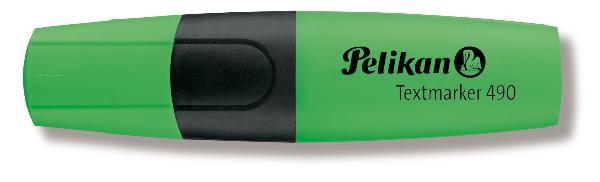 Pelikan Textmarker 490, leuchtgrün