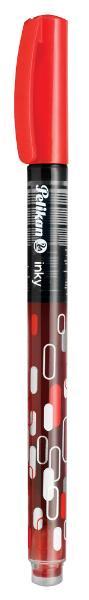 #10xInky-Tintenschreiber Rot Pelikan 940510
