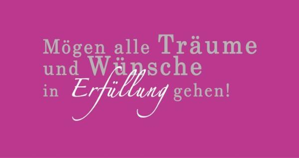 Postkarte Allgemein Maxi 23 x 11,5 Neutral Träume und Wü...
