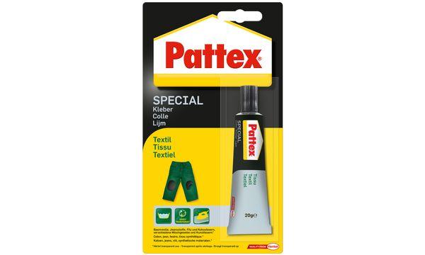 Pattex Spezialkleber TEXTIL, 20 g Tube