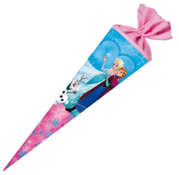 Nestler Schultüte 70cm Disney Frozen Eiskönigin 2018