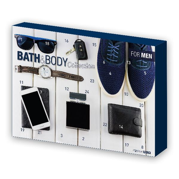 Adventskalender Men Bath & Body for Men (Motiv Freizeit ...
