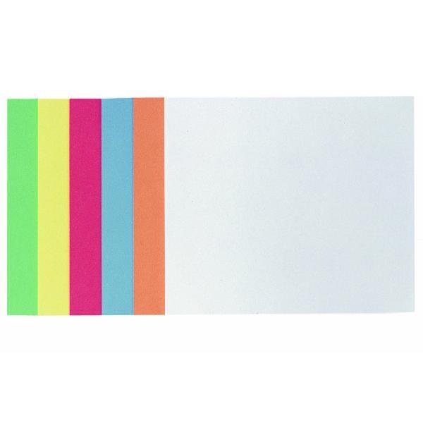 FRANKEN Moderationskarte, selbstklebend, 200 x 249 mm