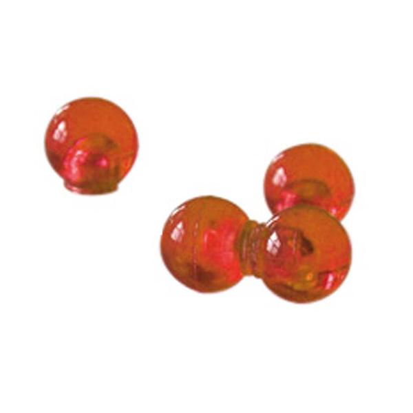 FRANKEN Magnet-Kugel, Haftkraft: 400 g, orange
