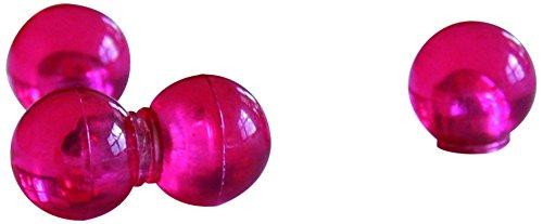 FRANKEN Magnet-Kugel, Haftkraft: 400 g, pink