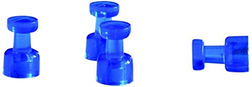 FRANKEN Magnet-Memohalter, Haftkraft: 400 g, dunkelblau