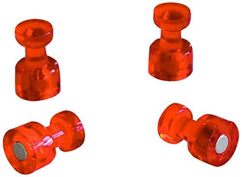 FRANKEN Magnet-Memohalter, Haftkraft: 400 g, orange