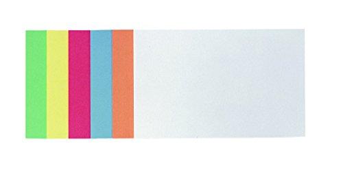 FRANKEN Moderationskarte, selbstklebend, 98 x 149 mm