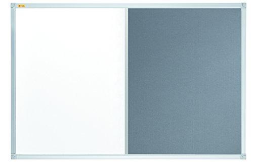 FRANKEN Kombitafel X-tra! Line, (B)600 x (H)450 mm, grau