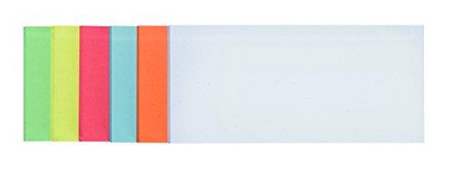 FRANKEN Moderationskarte, 95 x 205 mm, selbsthaftend