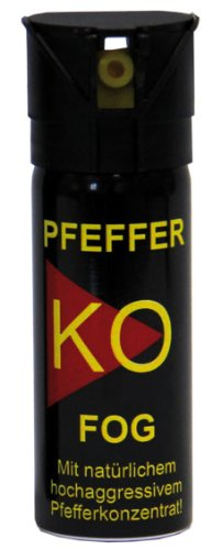 Pfeffer KO FOG / Pepper KO Spray 50ml