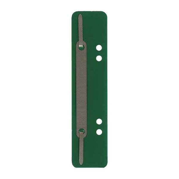 Heftstreifen PP 34x150mm 25ST grün