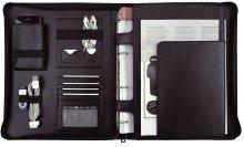 Alassio Tablet-PC Organizer IMPERIA, DIN A4, schwarz