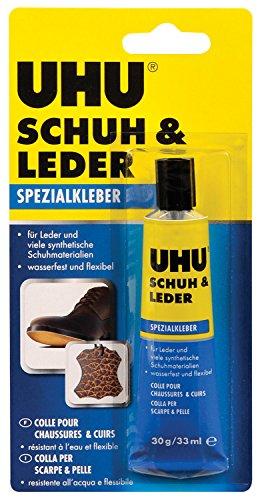 UHU Spezialkleber SCHUH & LEDER, 30 g Tube