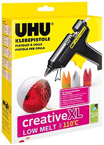UHU Niedrigtemperatur-Klebepistole Low Melt Creative XL