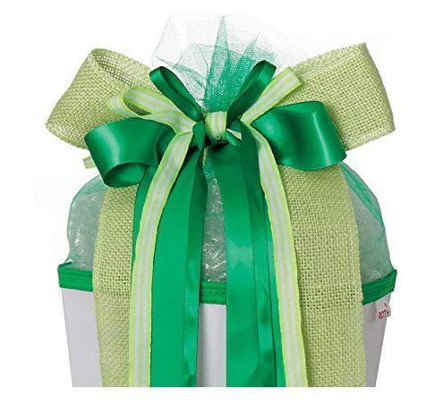 ROTH Schultütenschleife Fresh Green, grün