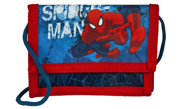 UNDERCOVER Brustbeutel Spiderman, Modell 2016, Polyester