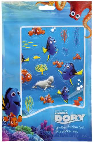 Sticker Set Finding Dory