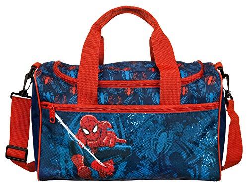 Scooli Sporttasche Spiderman, Modell 2017