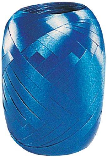 SUSY CARD Ringelband-Eiknäuel, glatt, 5 mm x 20 m, hellblau