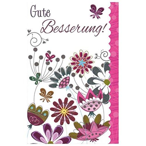 SUSY CARD Genesungskarte Sweet sunshine