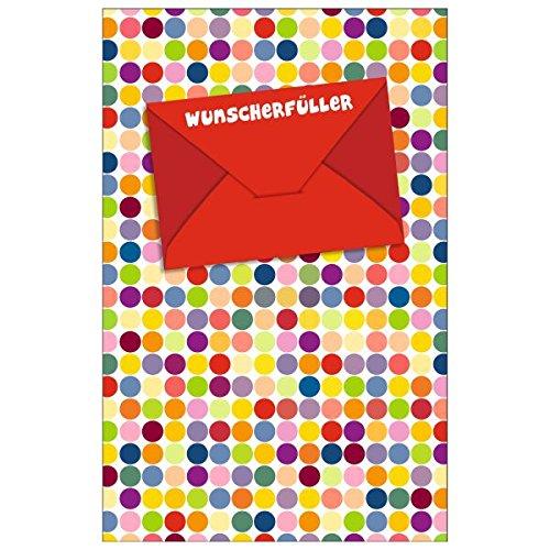 SUSY CARD Gutscheinkarte Wunscherfüller