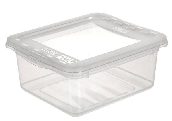 keeeper Aufbewahrungsbox bea, 1,7 Liter, PP, transparent