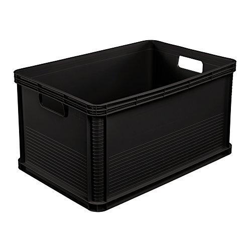 keeeper Aufbewahrungsbox robert, 64 Liter, graphite