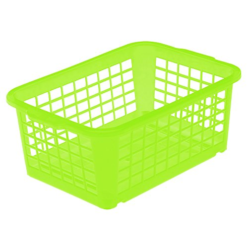 ok Aufbewahrungskorb, (B)250 x (T)170 x (H)100 mm, grün