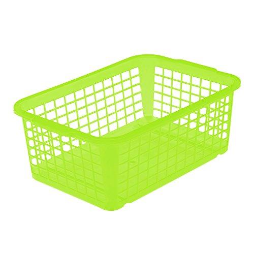 ok Aufbewahrungskorb, (B)300 x (T)200 x (H)110 mm, grün