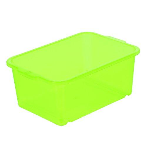 ok Aufbewahrungswanne, (B)250 x (T)170 x (H)100 mm, grün
