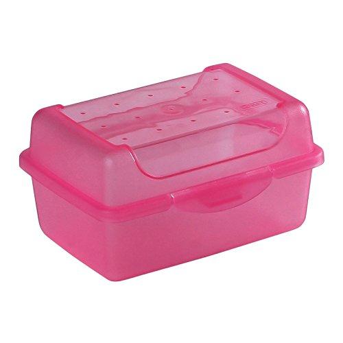keeeper Brotdose luca, Click-Box micro, fresh-pink