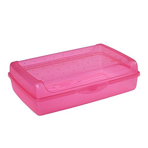 keeeper Brotdose luca, Click-Box maxi, fresh-pink