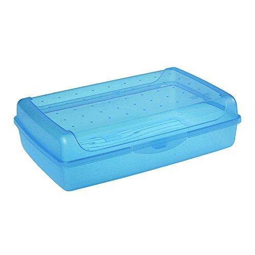 keeeper Brotdose luca, Click-Box maxi, fresh-blue
