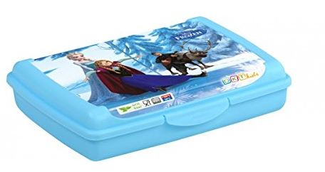 keeeper kids Brotdose olek frozen, mini, frozen-blue
