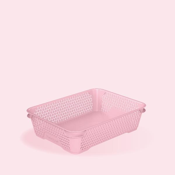keeeper Stapelkörbchen mirko, DIN A5, pearl pink