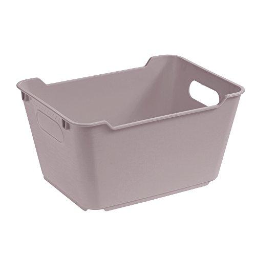 keeeper Aufbewahrungsbox lotta, 1,8 Liter, grau