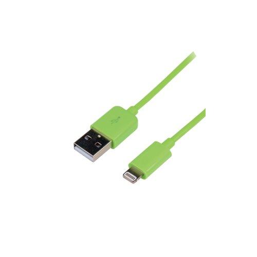 LogiLink Daten- & Ladekabel, Apple Lightning - USB-A Ste...