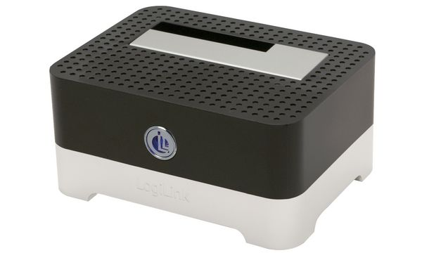 LogiLink USB 3.0 Festplatten Docking Station, 2,5/3,5 ...