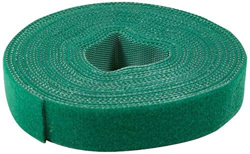 LogiLink Klettband, 16 mm x 4 m, grün