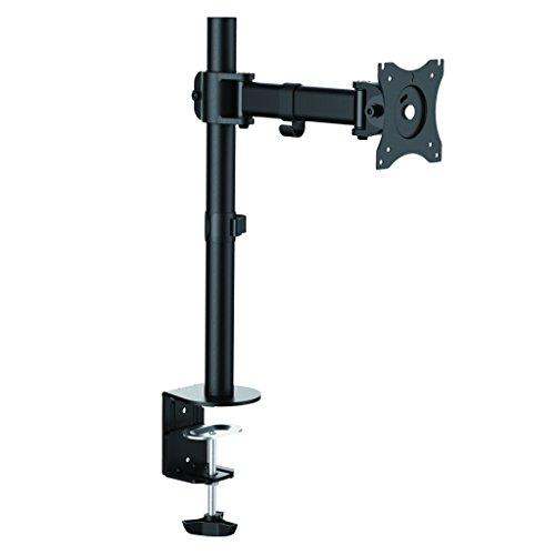 LogiLink TFT-/LCD-Monitorarm, Armlänge: 274 mm, schwarz