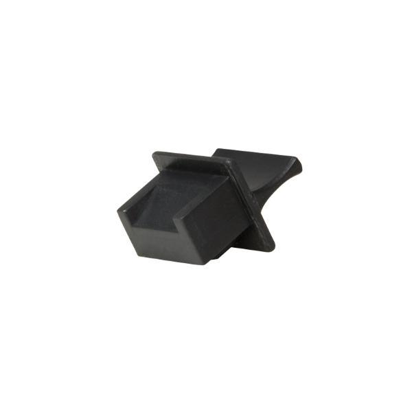 LogiLink Schutzkappe/Staubschutz für RJ45 Kupplungen, PVC