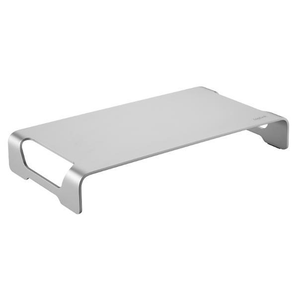 LogiLink Monitorständer, aus Aluminium, silber