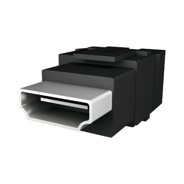 BACHMANN HDMI Keystone, Kupplung - Kupplung