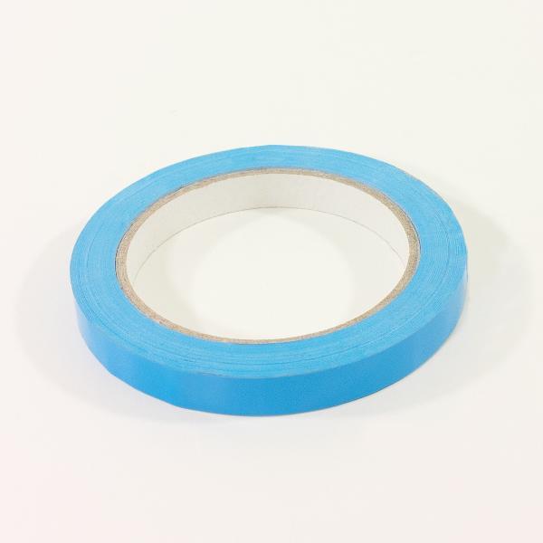 PVC Klebefilm hellblau z.B für Beutelverschließer 66m, 1...
